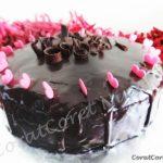 Kek Coklat Lembab Moist versi bakar.. yang ini sememangnya menepati citarasa :)