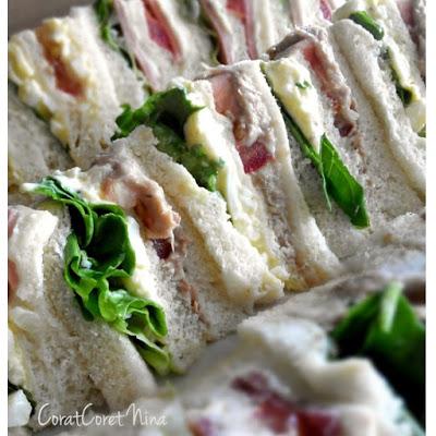 Sandwich Homemade Sedap dan Cepat GARSA KITCHEN Terbaik