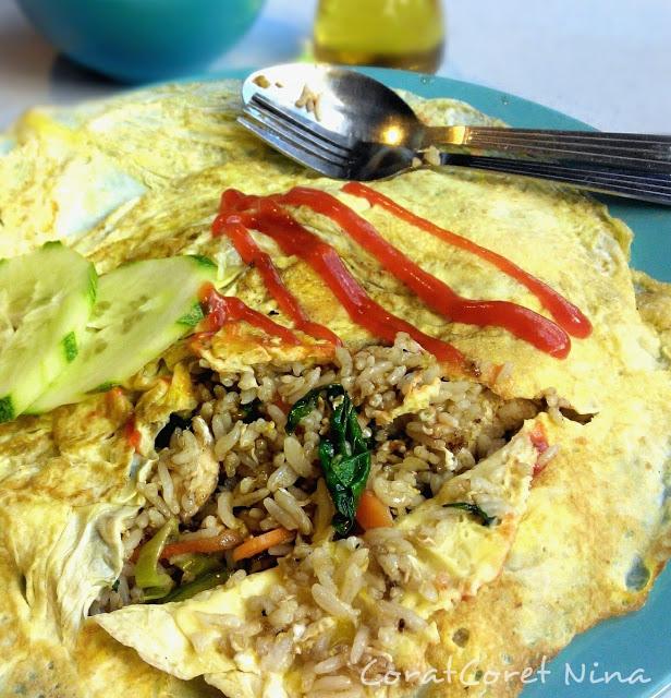 Nasi Pattaya