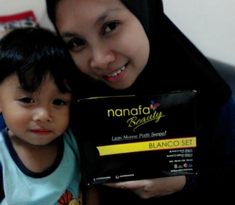 Serum muka bagus Nanafa