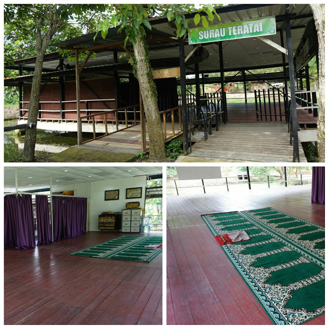 Surau Agrofarmstay Melaka