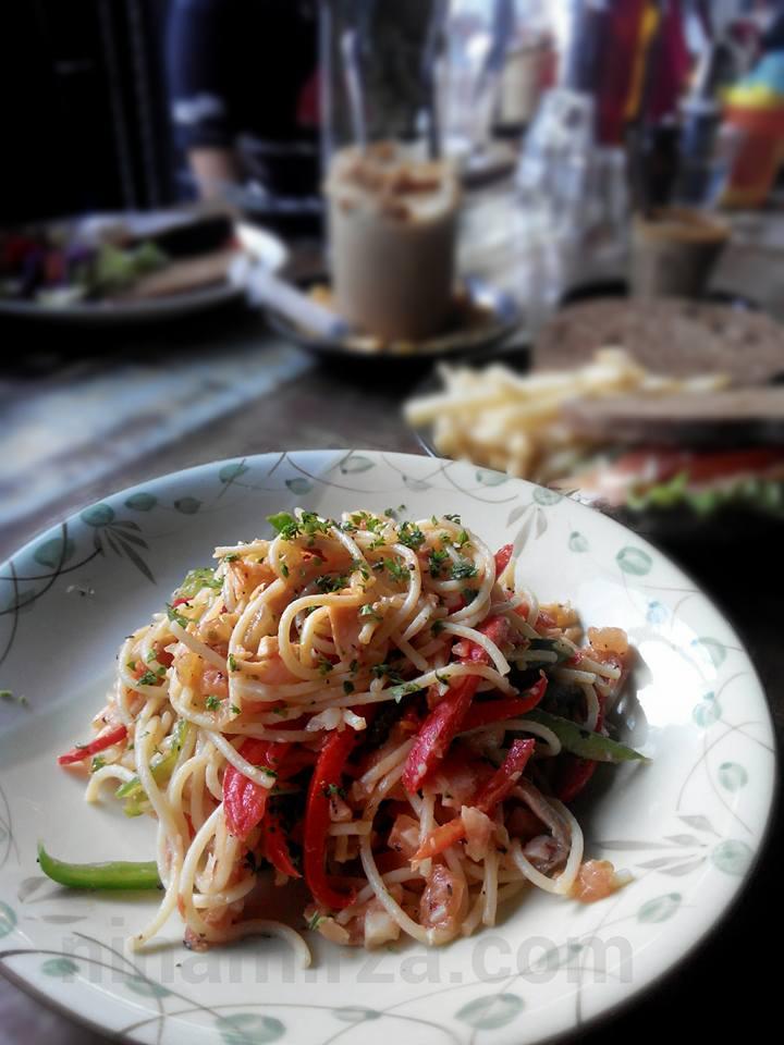 Spaghetti Garage 51 Bandar Sunway BEST