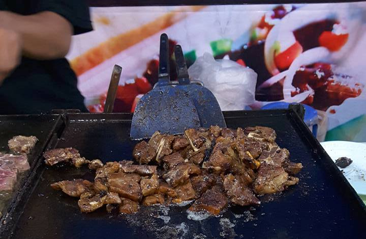 Kambing Bakar moist, lembut, empuk AA Super Grill Subang Bestrari