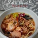 Resipi Mee Kuah Tomato … Tak pedas buat anak-anak