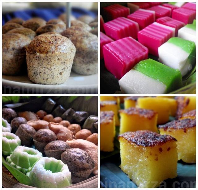 Kuih Muih Tradisional Buffet Ramadhan 2016 Istana Bambu