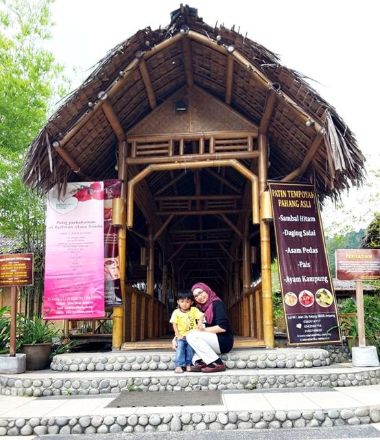 Restoran Istana Bambu Buffet Ramadhan 2016 sedap berpatutan