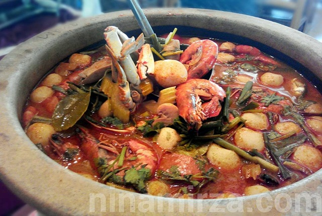 Tomyam Seafood Buffet Ramadhan Istana Bambu