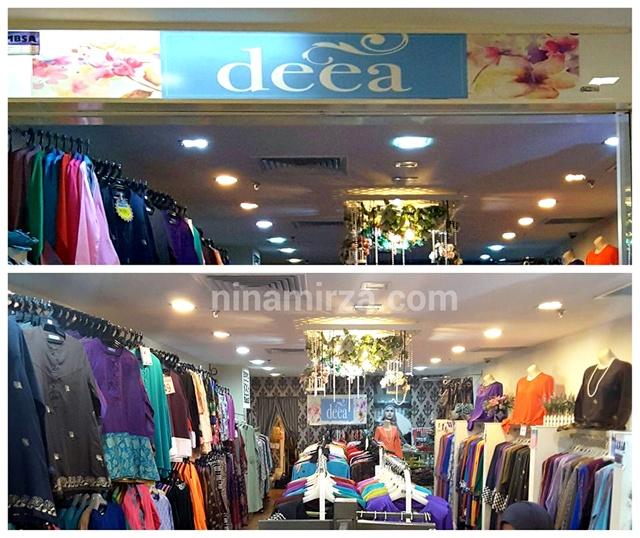 Bhaju Deea Plaza Masalam Shah Alam Butik Baju Hari Raya Promosi cantik