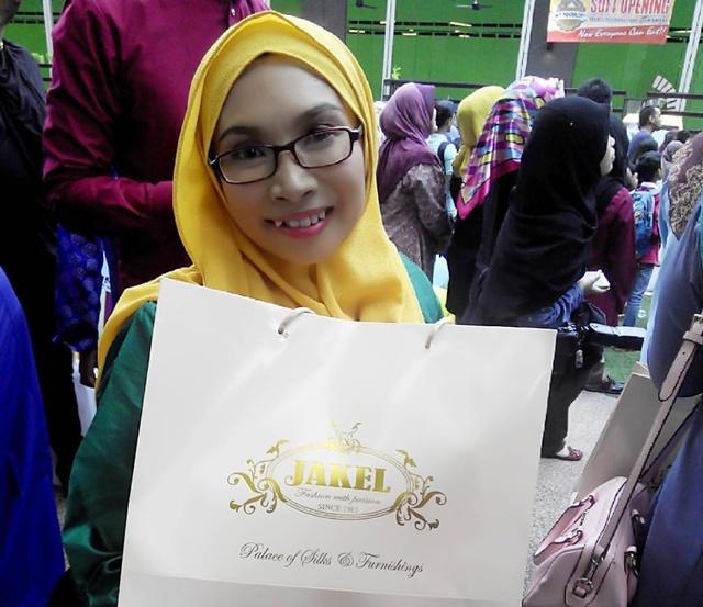 Jakel textile 2016 Baju Raya Promosi Ohh Meriahnya Raya