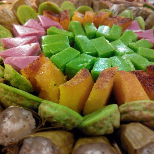 Kuih Muih Buffet Ramadhan 2016 Grand Campbell Hotel KL