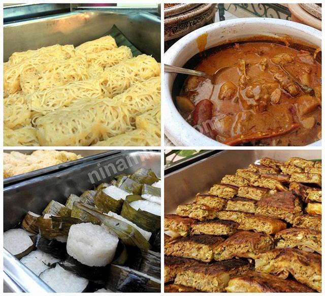 Pembuka selera Buffet Ramadhan Zende Restaurant Seri Pacific Hotel