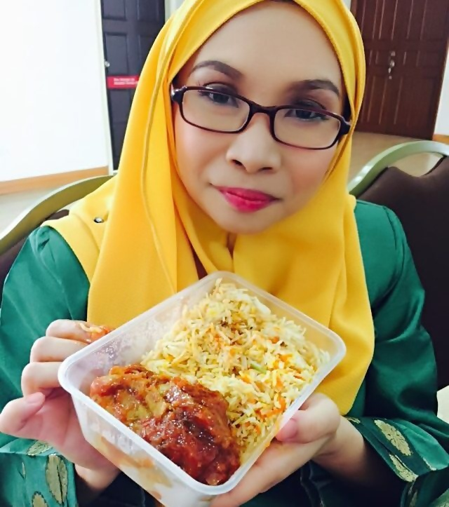 Photoshoot KBBA9 Matic Hari Raya Cafe Cerita Kambing sedap