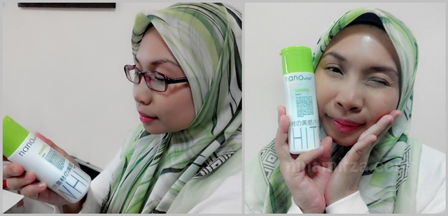 Toner Nano White Moiturizing Lotion Best Flawless Cerah Berseri