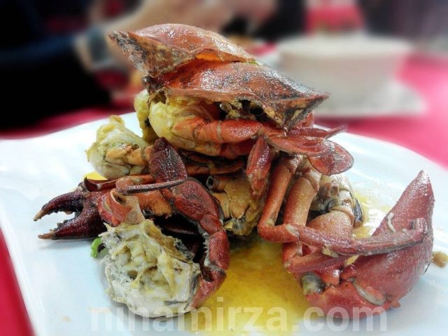 salted-egg-crab-blue-ginger-restoran-chinese-muslim-food