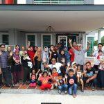 Idaman Villa Homestay Melaka | Terbaik, bersih, besar, menarik laaa…!!