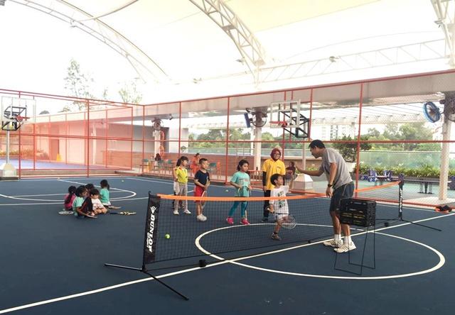 Rockstar Gym tempat riadah terbaik untuk asah minat bakat anak