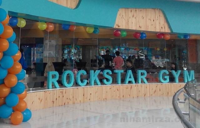Rockstar Gym tempat riadah terbaik untuk asah bakat tumbesar anak