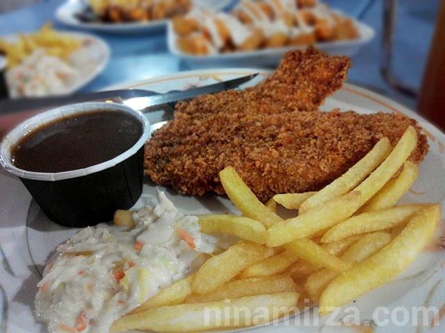Clinic Western Food Murah Sedap