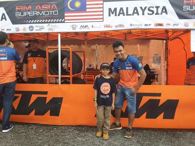 FIM Asia Supermoto 2016