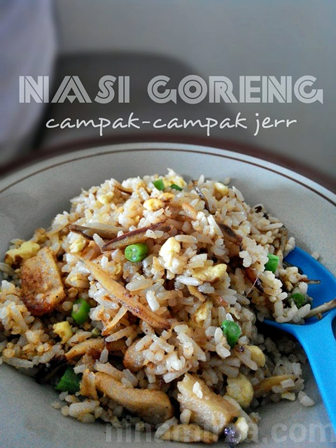 Nasi Goreng Paling Simple sedap