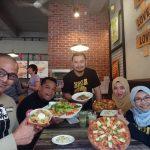 Menu Gong Xi Fa Cai di Pretz n Beanz Cafe Solaris Mont Kiara BEST