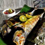 Penat dah fikir… Akhirnya Ikan Cencaru ni kita bakor!