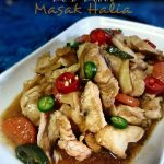 Ayam. Hurmm… Ayam masak apa paling senang?