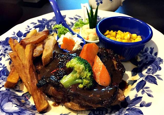 KONICHIWA CAFE BANGI HALAL Japanesse Food, Western Food