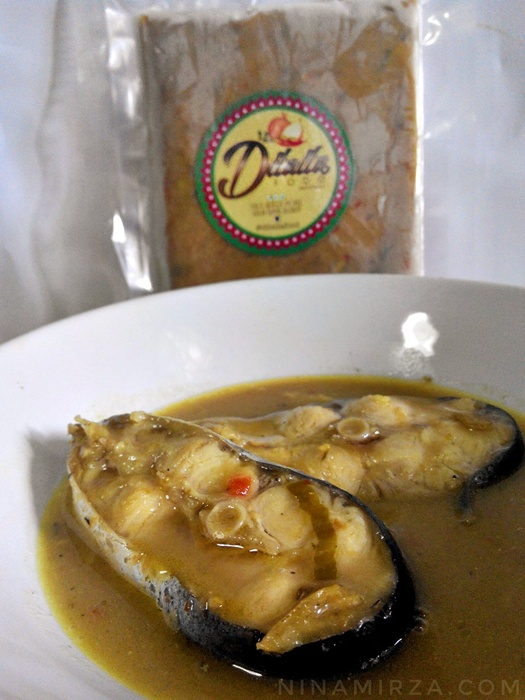 Resepi Patin Tempoyak Paling Senang Sedap DiLaila Food
