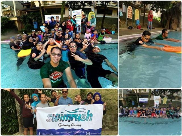 Swimrush Swimming Academy Kelas Renang KL