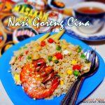 Resepi Nasi Goreng Cina Sedap Mudah
