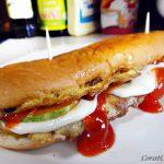 Juadah Berbuka Puasa | HomeMade Roti John yang mudah step by step