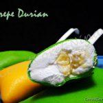 Resepi Crepe Durian Mudah Sedap Sukatan Cawan