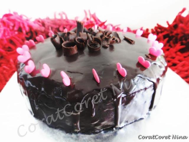 Resipi Kek Coklat Moist Paling Sedap