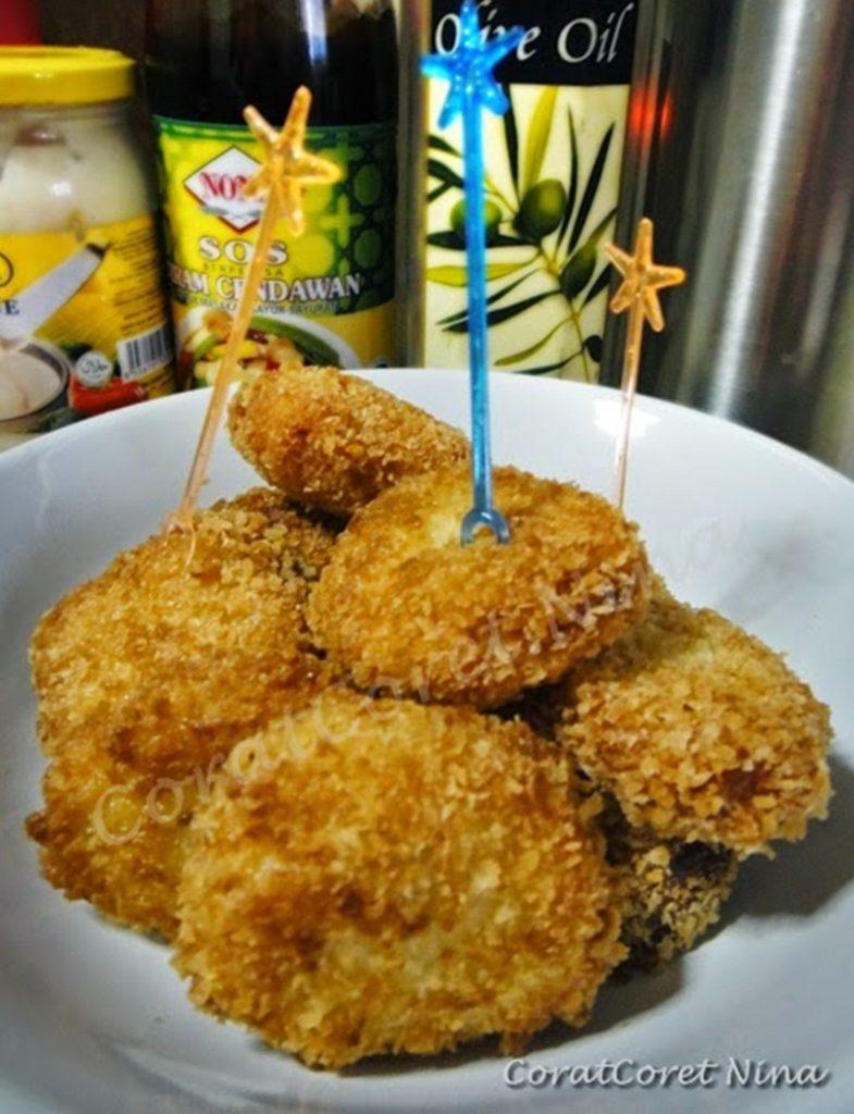 Cara Masak Resipi Homemade Nugget Ayam Paling Senang Sedap