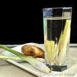 Nak KURUS vs Sihat?? Minum air rebusan Serai dan Halia… betul ker ni?? Apa khasiat nya..