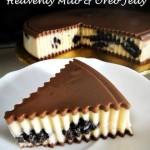Dessert paling best buat juadah berbuka puasa /iftar. Heavenly Milo Oreo Jelly. Rugi tak cuba…..