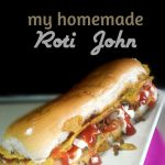 Roti John Homemade