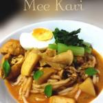 Resepi mudah open house / jamuan : Mee Kari Simple