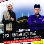 Pakej Umrah yang menarik dan berbaloi di Az Zuha Group.