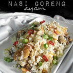 Nasi Goreng Ayam leftover… Jimat cermat amalan mulia..