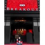 Breakout di NU Sentral – best! Mendebarkan lagi mencabar minda !!