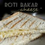 Menu breakfast paling mudah dan cepat : Roti Bakar Cheese