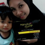 Serum muka yang bagus !! Nanafa Beauty Blanco