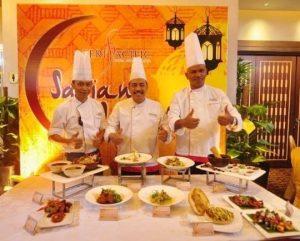 Chef Seri Pacific Hotel Buffet Ramadhan 2016