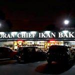 Makan Seafood Best | CHIEF IKAN BAKAR Selayang