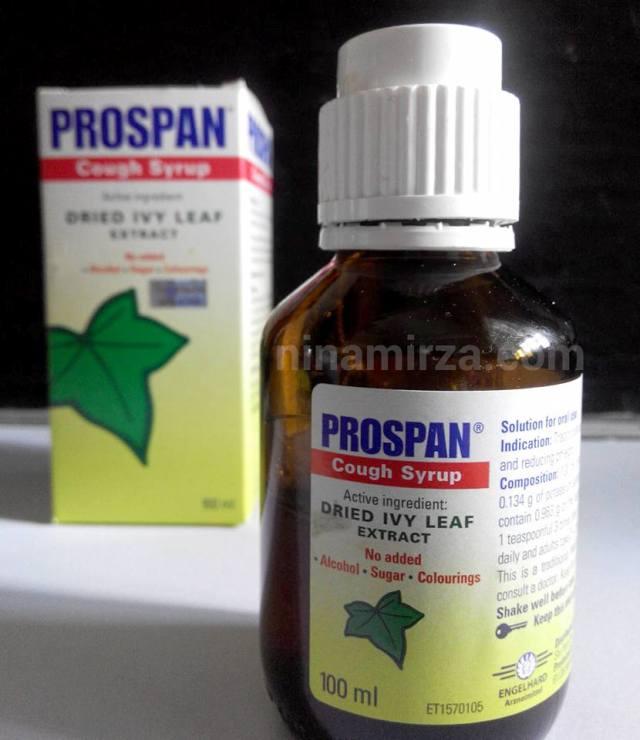 Ubat batuk Ibu Mengandung Prospan Selamat