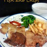 Fish and chips mudah western menu.