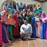 Photoshoot KBBA9 2016 bertemakan Hari Raya meriah…!!