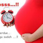 Alamak… Dah overdue 40 minggu..!! Apa nak buat..?? Bahaya ke ..
